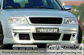 Audi A6 4B 01-04 Передний бампер S6-Look