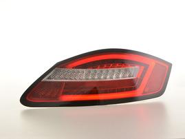 Porsche Boxster Typ 987 04-09 Фонари светодиодные красные Lightbar