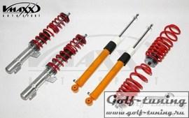 Audi TT(8N) Coupe/Roadster/Seat Leon Cupra/R/Skoda Octavia RS/VRS Винтовая подвеска V-Maxx c регулировкой по жесткости и высоте