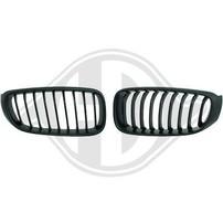 BMW F34 13- Решетки радиатора (ноздри) матовые