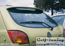 Ford Fiesta 95-99 Спойлер на крышку багажника с стоп сигналом