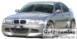 BMW E46 Седан Комплект обвеса lumma DTM Look