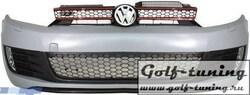 """VW Golf 6 Бампер передний """"GTI Look"""""""