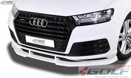 Audi Q7 S-Line (4M) Накладка на передний бампер Vario-X