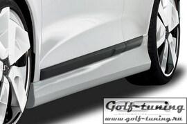 VW Scirocco 08- Накладки на пороги