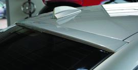 BMW E90 04-11 Седан Козырек на заднее стекло Carbon Look