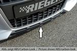 Сплиттер для переднего бампера Rieger 00056750, 00056751