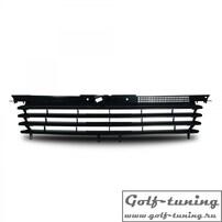 VW Bora Решетка радиатора без значка черная