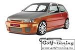 VW Polo 3 Typ 6N Бампер передний X-Line design