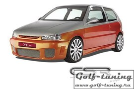 VW Polo 3 Typ 6N 94-99 Бампер передний X-Line design