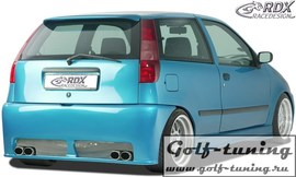 "Fiat Punto 1 Бампер задний ""GT4"""