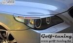 BMW E60 / E61 03-07 Ресницы на фары