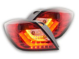 Opel Astra H GTC 04-08 Фонари светодиодные красные