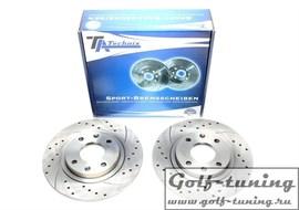 Citroen BX/BX Break/Peugeot 305/305 Break/405 I+II/405 I+II Break Комплект спортивных тормозных дисков