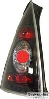 Citroen C3 02-05 Фонари черные