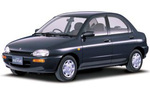 Тюнинг Mazda 121