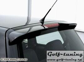VW Lupo Спойлер на крышку багажника