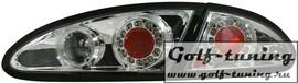 Seat Leon 99- Фонари светодиодные, хром