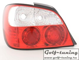 Subaru Impreza 01-02 Фонари красно-белые