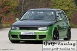 VW Golf 4 Передний бампер в стиле R32