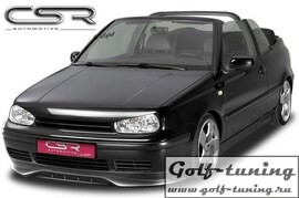 VW Golf 4 Cabrio 98-02 Накладка на передний бампер