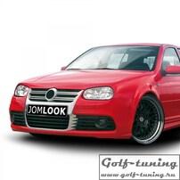 VW Golf 4 Передний бампер Golf 5 R-Look