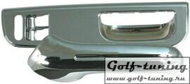 VW Golf 4 2Dr Накладки хром