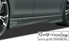 """Audi 100/A6 C4 Накладки на пороги """"GT4"""""""