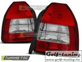 Honda Civic 95-01 3D Фонари красно-белые