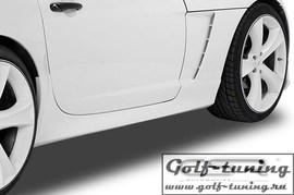 Opel GT Roadster 07-09 Накладки на пороги