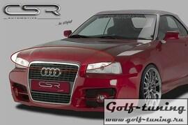 Audi 80 B3/90 Ресница Badlook из металла SF-Line design