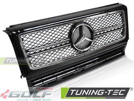Mercedes W463 90-12 Решетка радиатора в стиле C63 AMG