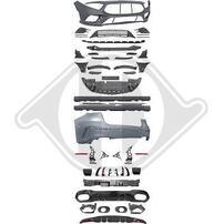 Mercedes W177 19- Комплект обвеса в стиле A35 Edition 1