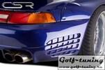 Porsche Boxster 911/993 93-98 Бампер задний SX-Line design