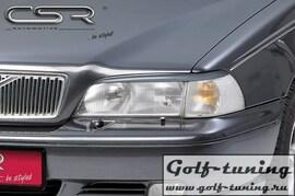 Volvo S70/V70/C70  96-00 Реснички на фары