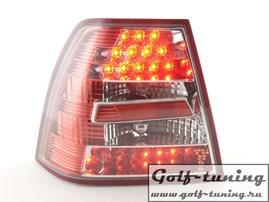 VW Bora Фонари светодиодные, красные