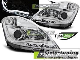 Suzuki Swift 10-13 Фары Tube lights хром