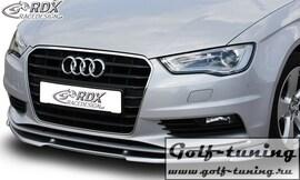 Audi A3 8V, 8VA Sportback, 8VS Limousine, 8V7 Cabrio Спойлер переднего бампера VARIO-X