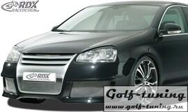 """VW Jetta 5 Бампер передний """"GTI/R-Five"""""""
