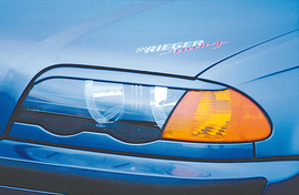 BMW E46 Седан 00-02 Реснички на фары