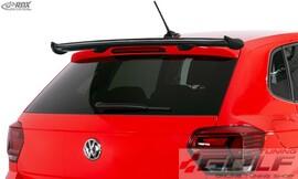 VW Polo 2G 17- Спойлер на крышку багажника