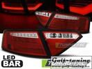 Audi A5 07-11 Купе Фонари светодиодные, красно-белые led bar design