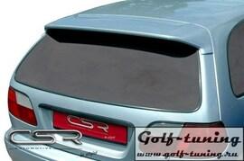 Nissan Almera N15 -00 Спойлер на крышку багажника X-Line design