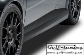 Opel Tigra Twin Top 04-09 Накладки на пороги