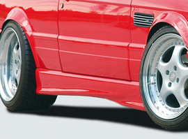BMW E30 2Дв Купе/кабрио Накладки на пороги