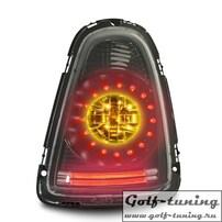 Mini Cooper R56 11- Фонари светодиодные, черные