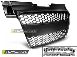 Audi TT 06-09 Решетка радиатора RS-Style черная