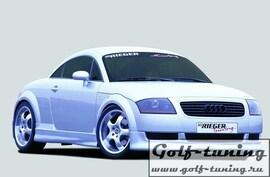 Audi TT 8N 98-06 Накладка на передний бампер