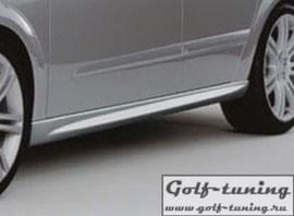 Opel Astra H Пороги