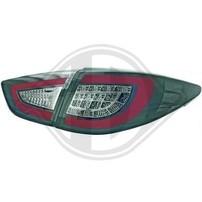 Hyundai IX35 10- Фонари светодиодные, черные